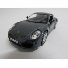 1/32 Porsche 911 ダイキャストミニカー ポルシェ グレー