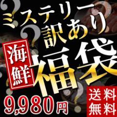 ミステリー福袋 約17,000円相当 送料無料 かに/カニ/訳あり/セット