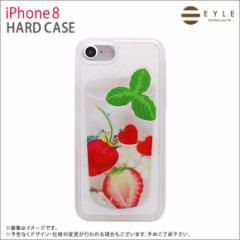 iPhone 8/ iPhone 7/ iPhone 6s/ iPhone 6 ソフトケース PEI01-GC-CI【8191】グリッター ラメ フルーツ カクテル イチゴ アピロス