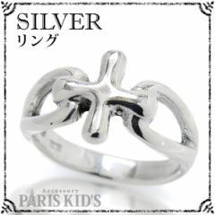 【送料無料】 シルバー925 リング レディース 女性 SILVER925 指輪 小物 シルバーリング クロス リング