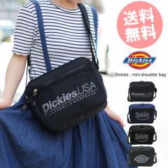 送料無料 Dickies ディッキーズ ショルダーバッグ ボディバッグ メンズ レディース 大容量 メッシュ 斜めがけ 通勤 通学 学生 スポーツ