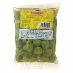 マダマオリヴァ シシリー産 種抜きグリーンオリーブ液漬 200g
