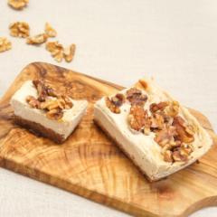 成城石井自家製 くるみで作ったブラウニーチーズケーキ 1本