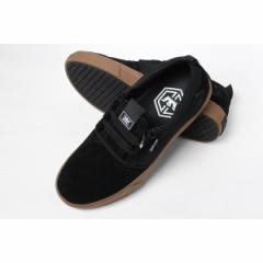 SUPRAfootwear Flow [Black/Gum] スープラ フロウ スリッポン シューズ メンズ レディース ローカット スニーカー