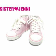JENNI ジェニィ ジェニー 子供服 18春 ハイカットスニーカー je85522