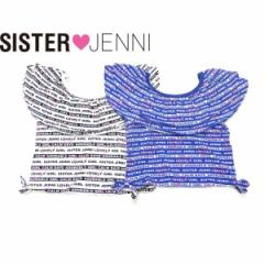 JENNI ジェニィ ジェニー 子供服 18夏 ベア天竺オーガビッツデザインTシャツ je88132