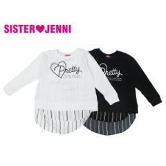 JENNI ジェニィ ジェニー 子供服 18春 スムースデザインTシャツ je84673