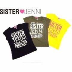 JENNI ジェニィ ジェニー 子供服 18夏 ソフト天竺半袖Tシャツ je88021