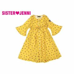 JENNI ジェニィ ジェニー 子供服 18春 デシンワンピース je84850