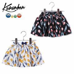 KURANBON クランボン 子供服 18春夏 花柄スカート ベビー キッズ ku1035096
