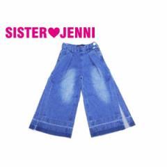 JENNI ジェニィ ジェニー 子供服 18春 デニムワイドパンツ je84901