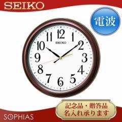 セイコークロック 電波掛け時計 KX234B
