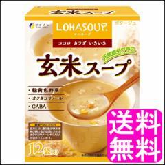 【送料無料】LOHASOUP 玄米スープ【一度開封後平たく再梱包商品】