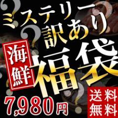 ミステリー福袋 約13,000円相当 送料無料 かに/カニ/訳あり/セット