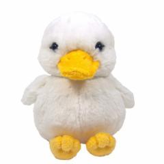 ぬいぐるみ アヒル Sサイズ fluffies フラッフィーズ【P-9551】 サンレモン