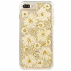 iPhone8Plus iPhone7Plus 【case-mate/ケースメイト】 「KaratPetalsCase/White」 スマホケース