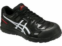 asics[アシックス]安全靴【ウィンジョブCP103】(GEL・耐油性ラバー・シューレースタイプ)《012-FCP103-9001》送料無料