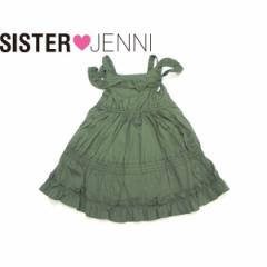 JENNI ジェニィ ジェニー 子供服 18夏 STブロードワンピース je88008