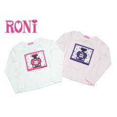 RONI ロニィ ロニー 子供服 18春 長袖Tシャツ r1376310806184