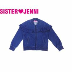 30%OFF セール 【返品・交換不可】 JENNI ジェニィ ジェニー 子供服 18春 ニットデニムブルゾン je84625