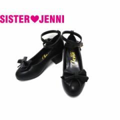 JENNI ジェニィ ジェニー 子供服 18春 リボン付きパンプス je85526
