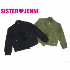 40%OFF セール 【返品・交換不可】 JENNI ジェニィ ジェニー 子供服 18春 ナイロンMA-1 je84612