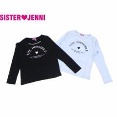 JENNI ジェニィ ジェニー 子供服 18春 ソフト天竺長袖Tシャツ je84671