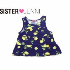 JENNI ジェニィ ジェニー 子供服 18夏 ベア天竺タンクトップ je88140