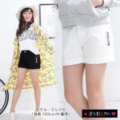JEWELUNA ジュエルナ 子供服 18春夏 定番ショートパンツ jw1025099