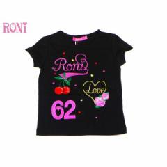 RONI ロニィ ロニー 子供服 18春夏 刺繍Tシャツ r1383212902303