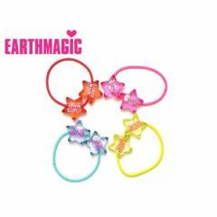EARTHMAGIC アースマジック 子供服 18春 クリアスターヘアゴム ea38181337