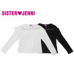 JENNI ジェニィ ジェニー 子供服 18春 スムース長袖Tシャツ je84674