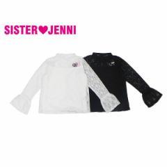 JENNI ジェニィ ジェニー 子供服 18春 STレースデザインTシャツ je84664