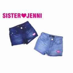 JENNI ジェニィ ジェニー 子供服 18春 STデニムのショートパンツ je84909