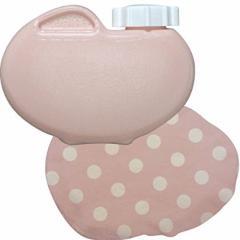 小型湯たんぽ YDL-06LK カラー:ピンク アイリスオーヤマ