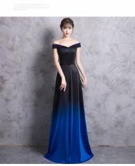 オフショルダードレス ロング丈ドレス 二次会 パーティドレス お呼ばれドレス 大きいサイズ ミモレ丈ドレス 成人式 ドレス