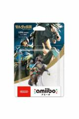 amiibo / アミーボ ゼルダの伝説 リンク 騎乗 ブレス オブ ザ ワイルド NVL-C-AKAL / 新品 ゲーム