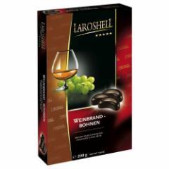 ラッピングしてお届け致します LAROSHELL/ラロシエル ブランデーチョコ チョコレート チョコレート菓子