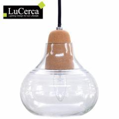 ユニークなコルクを使用した1灯ペンダントランプ LC10741