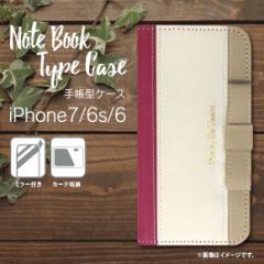 iPhone 7/ iPhone 6s/ iPhone 6 手帳型ケース GBIP-38-NAPK 【1469】 epice カード収納 ミラー付き 3トーンガーリー ピンク おぎす商事