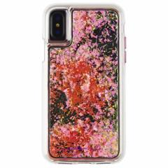 iPhoneX 【Case-Mate/ケースメイト】 「Waterfall Case Glow」