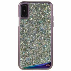 iPhoneX 【Case-Mate/ケースメイト】 「Brilliance Case Iridescent」