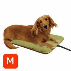 【角型Mサイズ】ぽかぽか2WAYテキオンヒーター 洗えるカバー ホットカーペット 室内 犬猫用 暖房器 ドギーマン 防寒 あったか