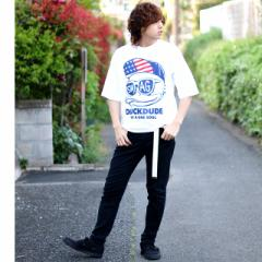 夏のTシャツスタイル