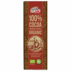 チョコレートソール オーガニックダークチョコレート100% 25g 【ミトク】