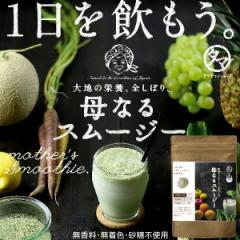 【送料無料】栄養全しぼり、「母なるスムージー」たっぷりの野菜とフルーツと酵素から誕生した カラダに必要な栄養ミネラル満ちゆく贅沢