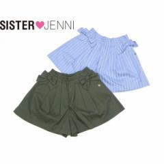 JENNI ジェニィ ジェニー 子供服 18夏 STブロードキュロットパンツ je88061