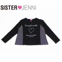 JENNI ジェニィ ジェニー 子供服 18春 ベア天竺長袖Tシャツ je84858