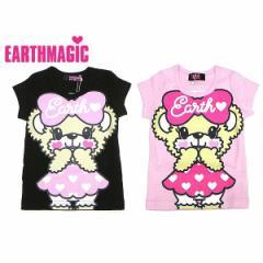 EARTHMAGIC アースマジック 子供服 18春 マフィー半袖Tシャツ ea38541929