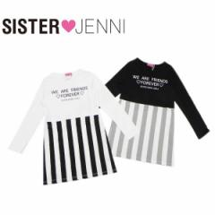 JENNI ジェニィ ジェニー 子供服 18春 ソフト天竺ワンピース je85034